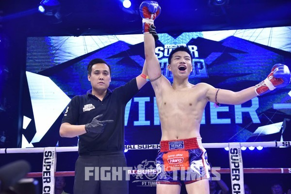 사진= MUAYTHAI SUPER CHAMP 제공