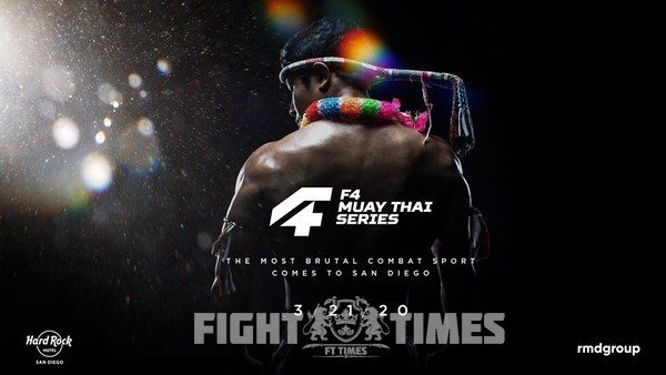 사진출처 = F4 MUAY THAI SERIES
