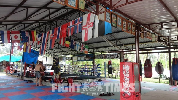 사진 출처 = Muay Thai Chinnarach